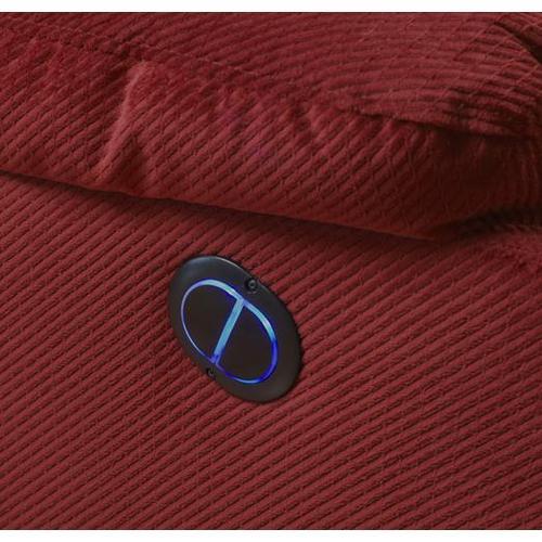 Catnapper - Power Recl Sofa w/Lighted Button