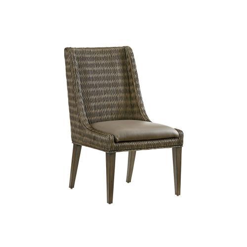 Brandon Woven Side Chair