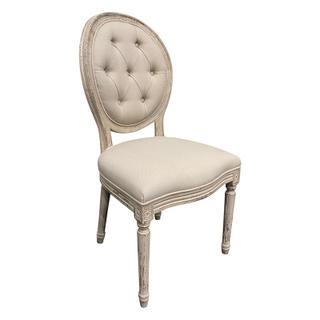 See Details - Dove Ella Chair