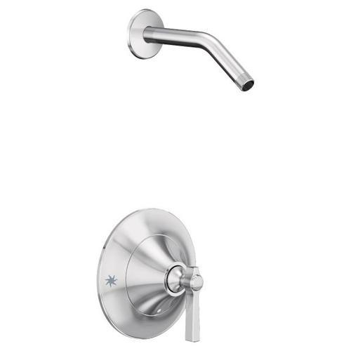 Flara chrome moentrol® shower only