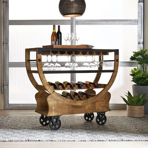 Accent Bar Trolley