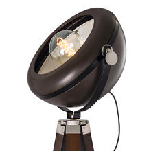 See Details - Chroma Tripod Floor Lamp - Architectural Bronze Powder Coat