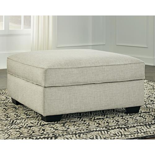 Wellhaven Ottoman With Storage