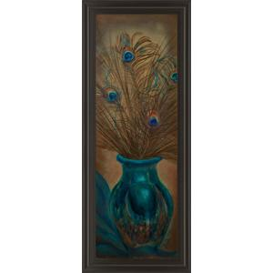 """""""Secret World Il"""" By Hakimipour-Ritter Framed Print Wall Art"""