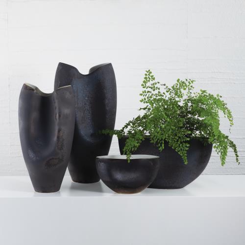 Oxus Pinched Vase-Lg