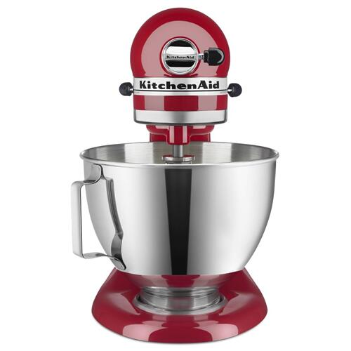 4.5-Quart Tilt-Head Stand Mixer - Empire Red