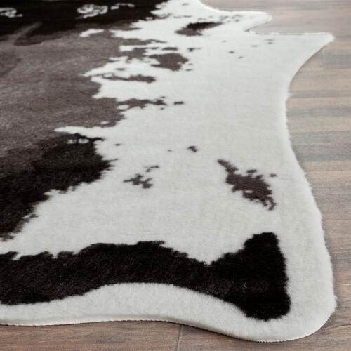 Faux Cow Hide Hides / Sheepskin Rug
