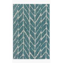 View Product - IE-02 Teal / Grey Rug
