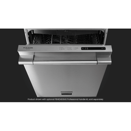 """24"""" Stainless Steel Built-in Dishwasher - Stainless Steel"""