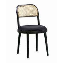 Brava Cane Dining Chair