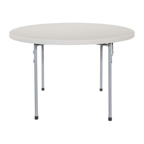 "48"" Round Resin Multi Purpose Table"