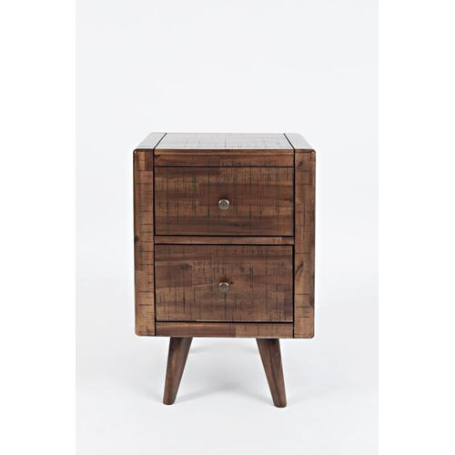 Modern Living Chairside Table