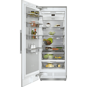 MieleK 2811 SF - MasterCool™ refrigerator For high-end design and technology on a large scale.