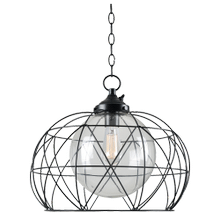 Cavea - 1 Light Outdoor Pendant