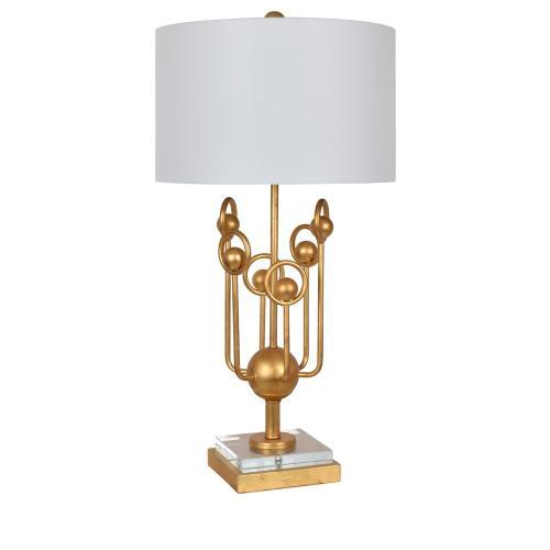 Crestview Collections - Orbit Table Lamp