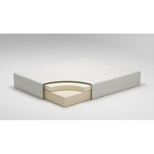 Chime 12 Inch Memory Foam Twin Mattress In A Box