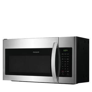 SCRATCH & DENT  Frigidaire 1.7 Cu. Ft. Over-The-Range Microwave