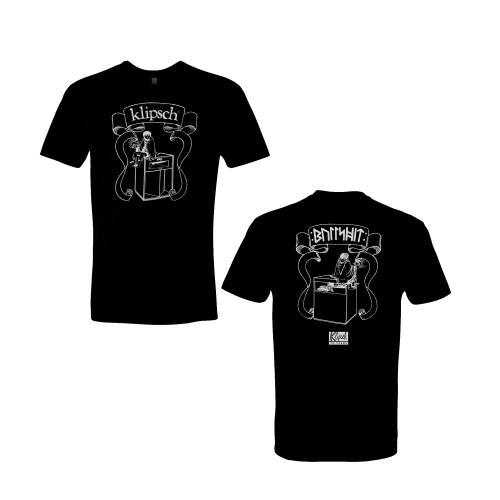 Klipsch Elf T-shirt in Black - Medium