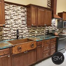 See Details - Customizable Copper Countertops - 149.00 per Sqft
