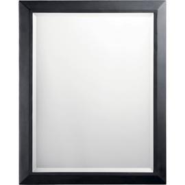 Classic Rectangular Mirror Black