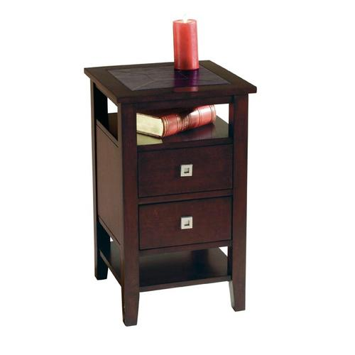 Magnussen Home - Square Accent Table