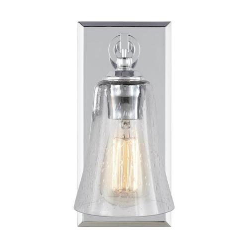 Monterro 1 - Light Sconce Satin Nickel