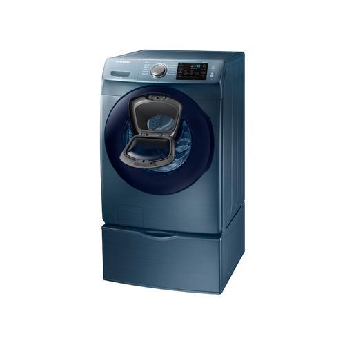 Samsung - WF6200 4.5 cu. ft. AddWash™ Front Load Washer