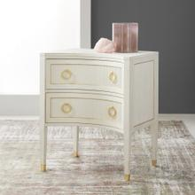 Swedish Reeded Nightstand