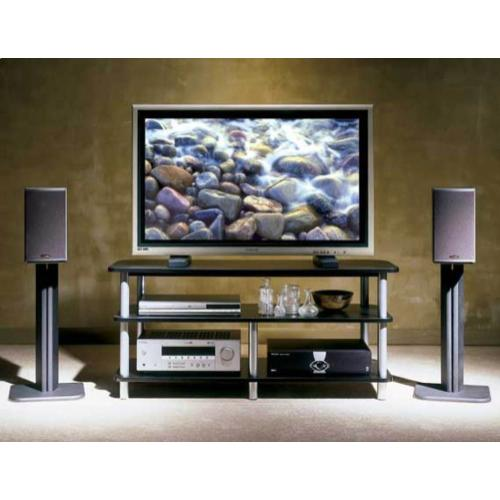 Basic Series 24 inches tall for medium bookshelf speakers