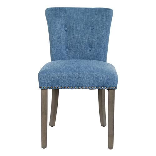 Kendal Dining Chair In Navy