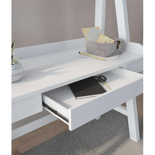 Signature Design By Ashley - Blariden Desk With Hutch