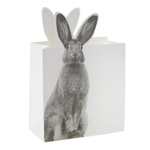 """4.75""""x 2""""x 5"""" Sir Bunny Giftbag (Gift Bag Option)"""