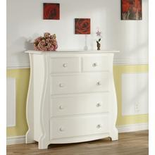See Details - Bergamo 4 Drawer Dresser