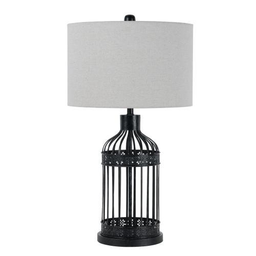 150W 3 Way Birdcagemetal Table Lamp