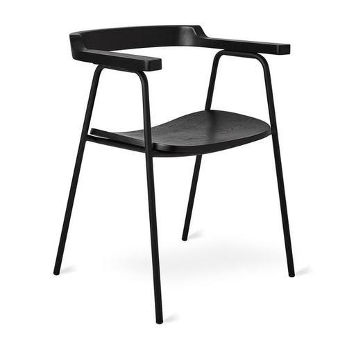 Principal Chair Black Ash
