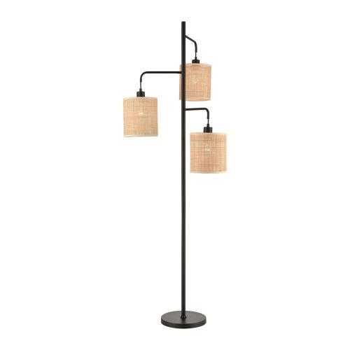 Stein World - Hickford 3-light Floor Lamp