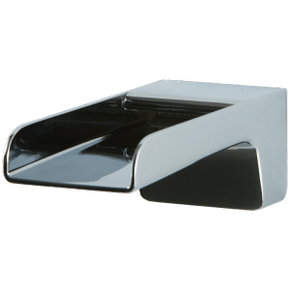 Kascade In Wall Tub Spout Chrome