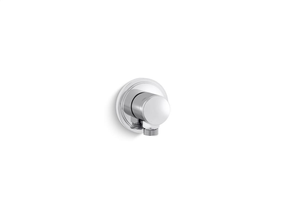 Wall Supply Elbow - Chrome