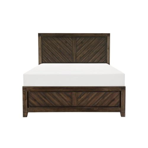 Parnell 4pc Queen Bed Set
