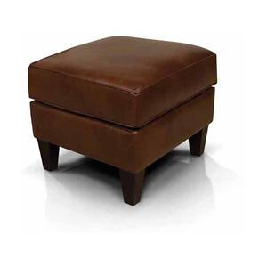 England Furniture2917AL Louis Ottoman