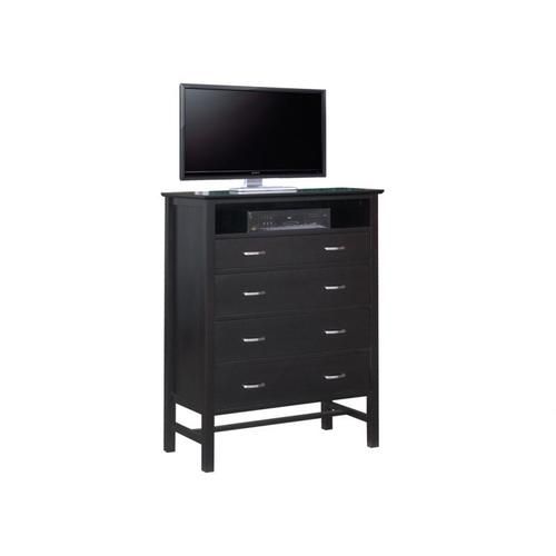 Brooklyn 4 Drawer TV Hiboy
