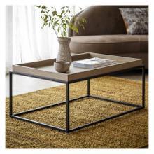 GA Forden Tray Coffee Table Grey