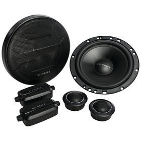 """Zeus® Series 6.5"""" 400-Watt 2-Way Component Speaker System"""