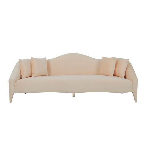 Tov Furniture - Naya Peche Velvet Sofa