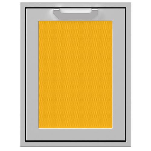 "20"" Hestan Outdoor Trash/Recycle Drawer - AGTRC Series - Sol"