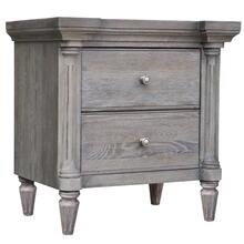 CF-4200 Bedroom  2 Drawer Nightstand