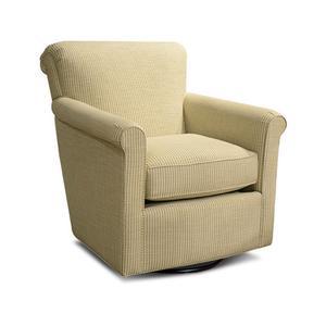 England Furniture3C20-69 Cunningham Swivel Chair