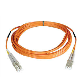 Duplex Multimode 50/125 Fiber Patch Cable (LC/LC), 8M (26 ft.)