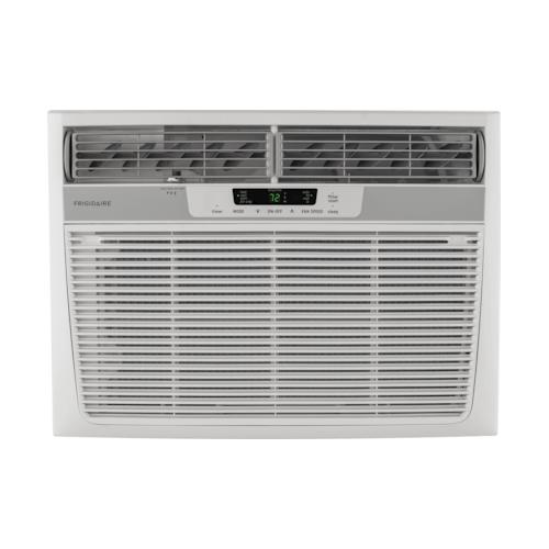 Gallery - Frigidaire 18,500 BTU Window-Mounted Room Air Conditioner with Supplemental Heat