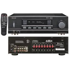 See Details - 4-Channel, 100-Watt Multisource, Dual-Zone A/V Receiver